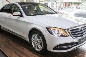 Hưởng ưu đãi kép, giá lăn bánh Mercedes S450L Luxury còn bao nhiêu?