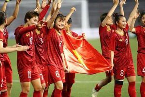 AFC đánh giá cao cơ hội dự World Cup của tuyển nữ Việt Nam