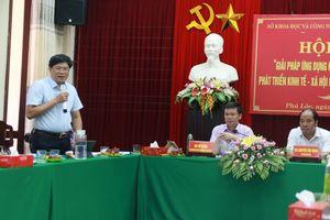 Thừa Thiên - Huế: Xây dựng và quảng bá sản phẩm OCOP