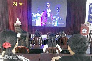 Phim nhạc kịch Hamilton được chiếu tại Đồng Nai