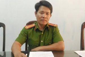 Chất 'thép' của một Trung tá Cảnh sát hình sự