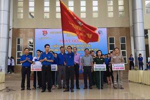 Nam Định: Thanh niên bảo vệ môi trường, nói không với thuốc lá