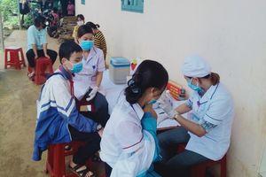 2 ca mới bạch hầu ở Đắk Nông: Hơn 600 học sinh phải khám sàng lọc