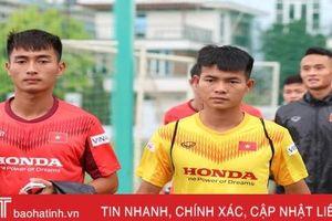 Điều chưa biết về cầu thủ người Hà Tĩnh được thầy Park gọi lên U22 Việt Nam