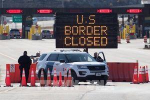 Canada: 81% người dân ủng hộ kéo dài lệnh đóng cửa biên giới với Mỹ