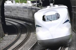 Tàu cao tốc Nhật Bản có thể vận hành ngay cả khi động đất