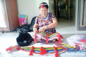 Góp sức bảo tồn văn hóa truyền thống