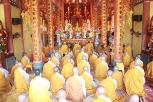 Thái Bình : Trên 400 Tăng Ni vào mùa An cư kiết hạ