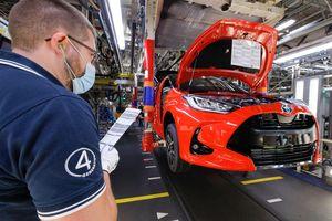 Toyota Yaris 2021 - niềm hi vọng của Nhật Bản tại châu Âu