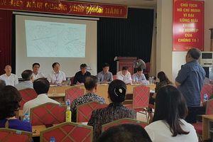 Đối thoại với người dân khu vực ngõ 168 Kim Giang, giải tỏa bức xúc kéo dài