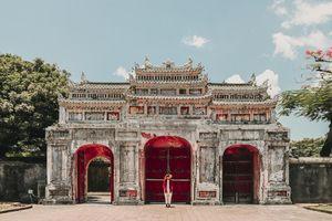 Cố đô Huế qua bộ ảnh 'Triều đại vàng son' của chàng thủ khoa trường Kiến trúc