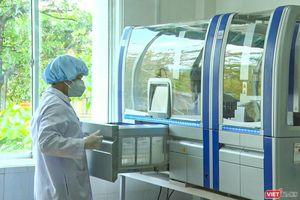 Quảng Nam hủy thầu gói mua máy xét nghiệm COVID-19 trị giá 7,23 tỷ đồng