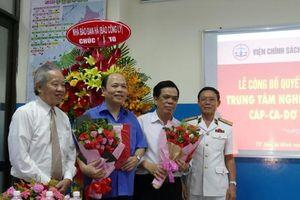 PGS.TS Nguyễn Tất Viễn làm Giám đốc Trung tâm Nghiên cứu, hợp tác Cáp-ca-dơ và Trung Á