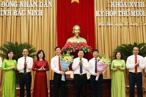 Bắc Ninh bầu bổ sung 2 Phó Chủ tịch UBND tỉnh