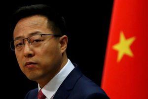 Trung Quốc từ chối lời mời đàm phán vũ khí của Mỹ