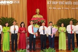 Bầu bổ sung 2 Phó Chủ tịch UBND tỉnh Bắc Ninh