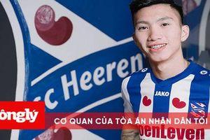 Văn Hậu chính thức chia tay Heerenveen quay trở lại CLB Hà Nội
