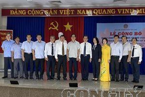 Công bố Quyết định bổ nhiệm chức vụ Phó Chánh án phụ trách TAND tỉnh Tây Ninh