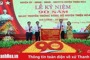 Kỷ niệm 90 năm ngày truyền thống Đảng bộ huyện Thiệu Hóa