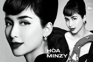 Hòa Minzy hóa 'quý cô Hollywood', lấy cảm hứng từ ngôi sao điện ảnh Audrey Hepburn