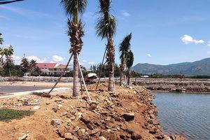 Phân lô, bán nền lại bát nháo ở Khánh Hòa