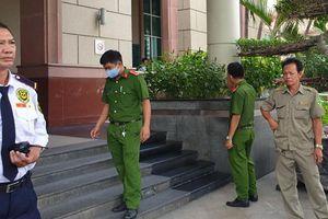 Công an khám xét nhà Phó Chủ tịch Trần Vĩnh Tuyến