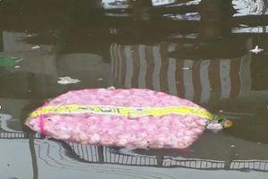 Khuyến cáo người dân không sử dụng tỏi vớt được dưới sông