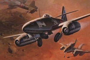 Nhật từng có tiêm kích phản lực ăn đứt Mỹ, Liên Xô trong CTTG2