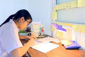 Thái Nguyên: Cô học trò nghèo vượt khó ước mơ trở thành chiến sĩ Công an Nhân dân