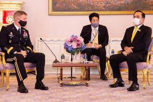 Thái Lan, Mỹ tăng cường quan hệ quân sự