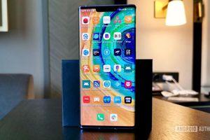 Huawei Mate 30 Pro: Không ứng dụng Google vẫn 'sống' tốt