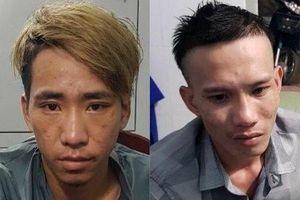 Bắt giữ 2 đối tượng trộm chó xịt hơi cay chống lại cảnh sát khi bị truy đuổi