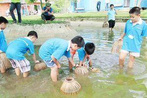 Rèn kỹ năng ''mềm'' cho trẻ