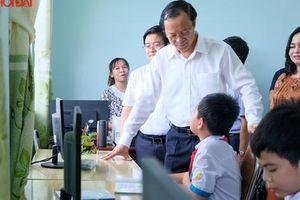 Thứ trưởng Phạm Ngọc Thưởng: Tăng cường trách nhiệm bảo đảm kỳ thi tốt nghiệp THPT an toàn, nghiêm túc