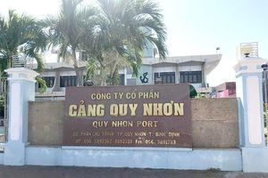 Mới tiếp nhận về lại Nhà nước, lãnh đạo cảng Quy Nhơn đã bị tố cáo
