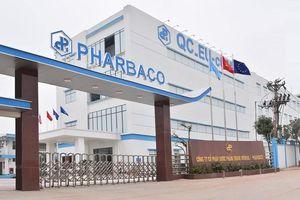Dược phẩm Pharbaco bị phạt 85 triệu đồng do 'giấu' loạt báo cáo
