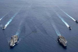 Mỹ ra tuyên bố bác yêu sách của Trung Quốc ở Biển Đông