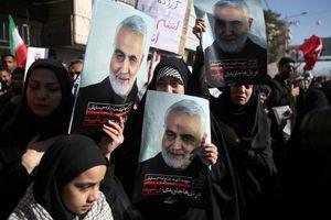 Iran lại xử tử công dân làm điệp viên cho CIA