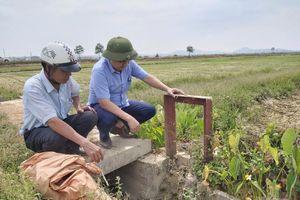Nâng cấp thủy lợi Bắc Nghệ An: 11 điểm nghẽn tại dự án 5.000 tỷ
