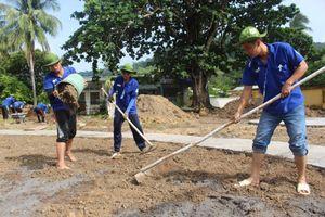 Kiên Giang ra quân chiến dịch tình nguyện hè 2020