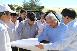 Xã hội hóa lập quy hoạch khu kinh tế Vân Phong