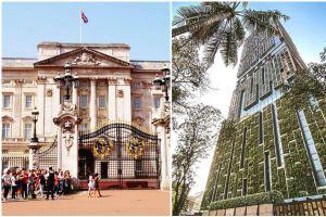 Tư dinh của nữ hoàng Anh, tỷ phú Ấn Độ và loạt nhà xa xỉ nhất thế giới