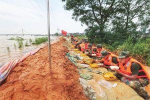 Trận lụt lịch sử năm 1998 sắp tái diễn ở Trung Quốc?