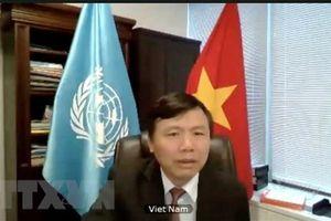 Việt Nam ủng hộ Colombia về giám sát thực thi thỏa thuận hòa bình