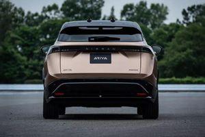 Nissan ra mắt mẫu xe điện mới Ariya cạnh tranh với Tesla Model Y