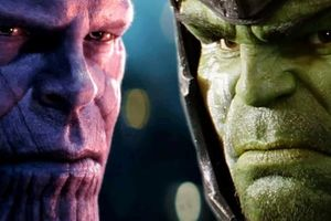 Liệu Bruce Banner sau khi kết hợp với Hulk có thể đánh bại Thanos không?