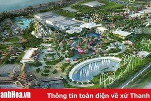 Phê duyệt quy hoạch chi tiết xây dựng tỷ lệ 1/500 Khu du lịch công viên Biển Xanh, thị xã Nghi Sơn