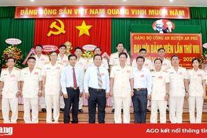 An Phú sẵn sàng tổ chức Đại hội Đảng bộ huyện