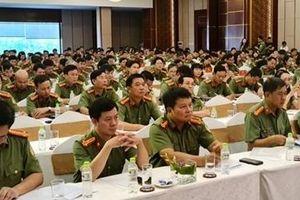 Tập huấn pháp luật về XNC cho Công an 63 tỉnh thành