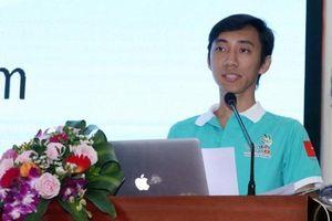 Lần đầu ra mắt Đại sứ kỹ năng nghề Việt Nam